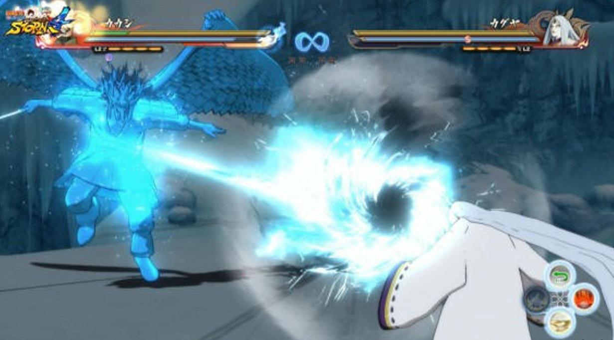 Naruto-Storm-4-5 Naruto Storm 4: Çift Sharingan ve Susanoo Kakashi Ekran Görüntüleri