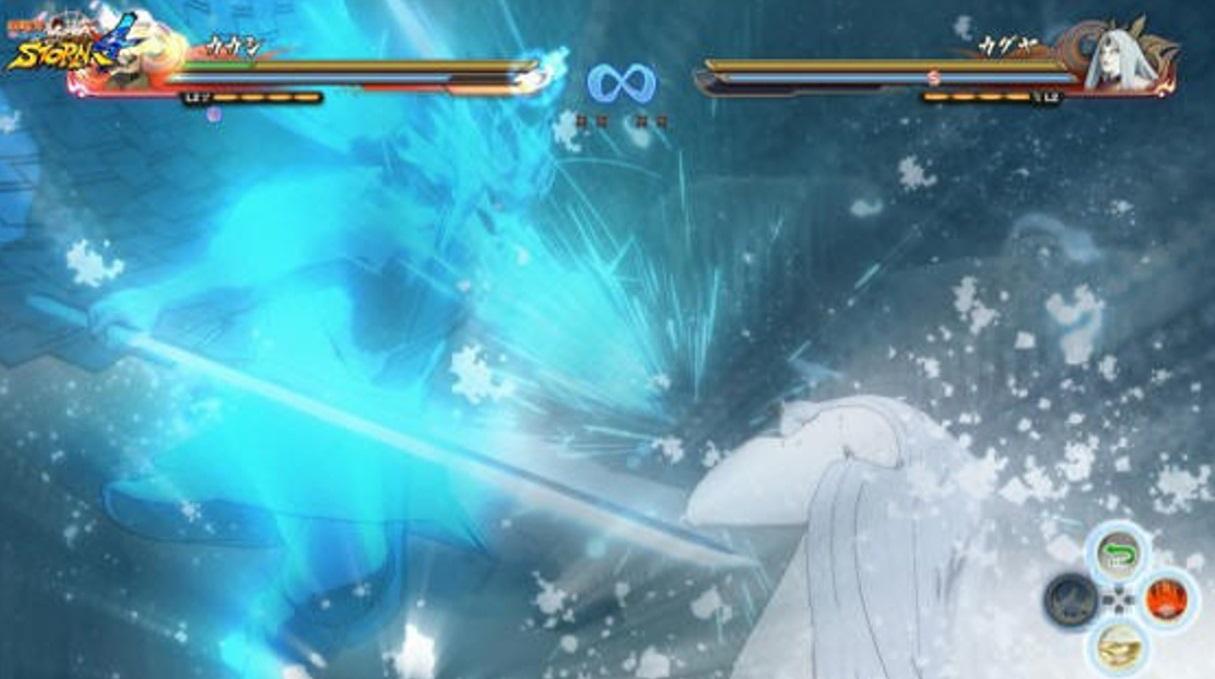 Naruto-Storm-4-7 Naruto Storm 4: Çift Sharingan ve Susanoo Kakashi Ekran Görüntüleri
