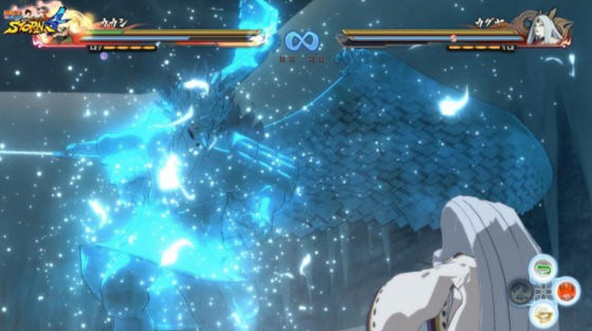 Naruto-Storm-4-8 Naruto Storm 4: Çift Sharingan ve Susanoo Kakashi Ekran Görüntüleri