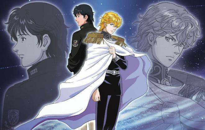 legend Legend of Galactic Heroes'un Yeni Anime Projesi