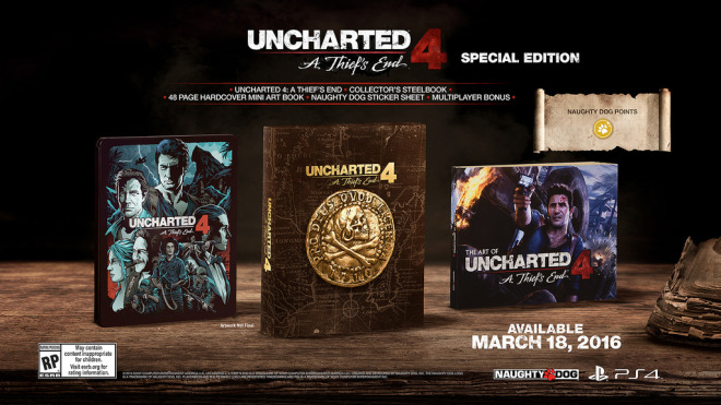 uncharted-4-cikis-tarihi-1 Uncharted 4: A Thief's End'in Çıkış Tarihi Açıklandı