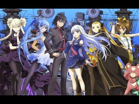 Aoki-Hagane-no-Arpeggio-Ars-Nova-Cadenza Ekim 2015'de Çıkan Animeler