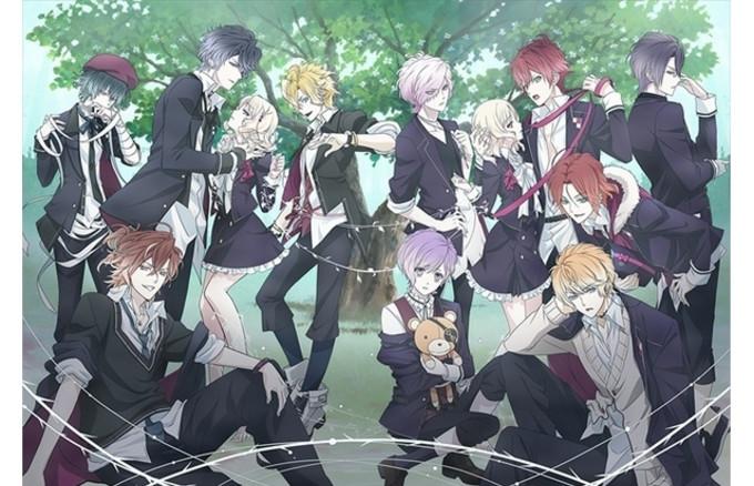 Diabolik-Lovers-More-Blood Eylül 2015'de Çıkan Animeler