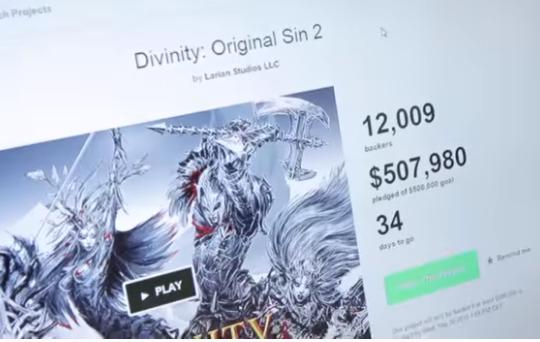 Dvinity-1 Divinity: Original Sin II rekora imza attı
