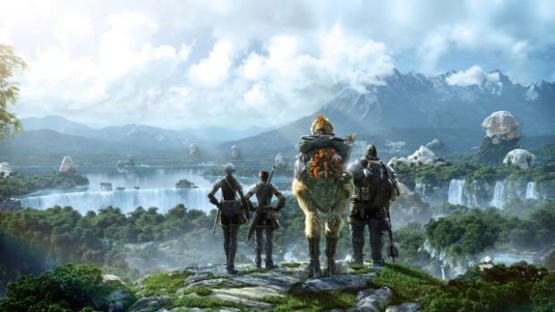 Final-Fantasy-XIV Final Fantasy XIV: A Realm Reborn Kore'de