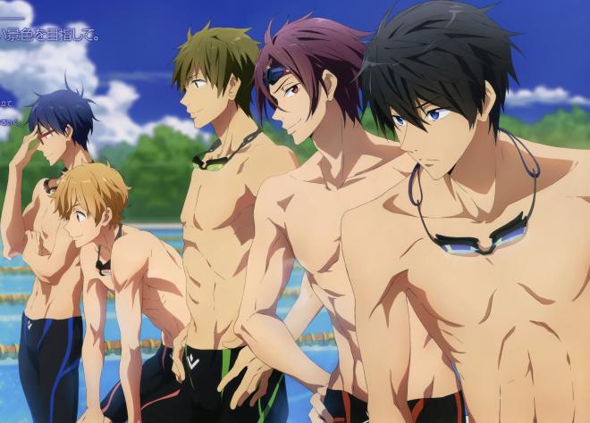Free Devam Etmesi İstenen Animeler