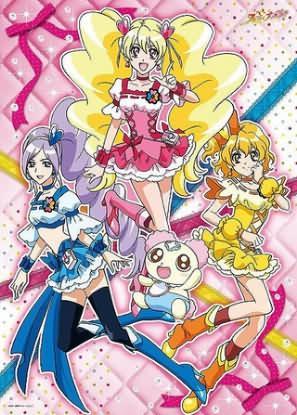 Go-Princess-Precure-Movie-Go-Go-Gouka-3-bon-Date- Daha fazla bilgi | Anime ve Manga haberleri | Oyun ve Teknoloji