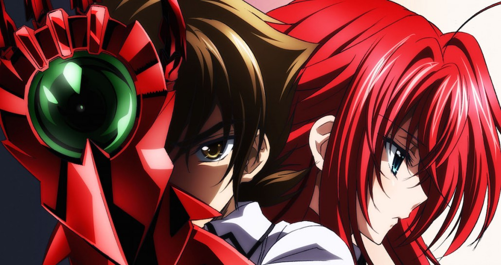 High-School-DxD-BorN-Ishibumi-Ichiei-Kanzen-Kanshuu-Mousou-Bakuyou-Kaijo 28 Ekim 2015'de Çıkan Animeler