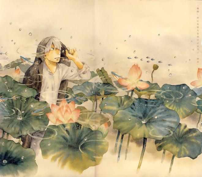 Mushishi Devam Etmesi İstenen Animeler