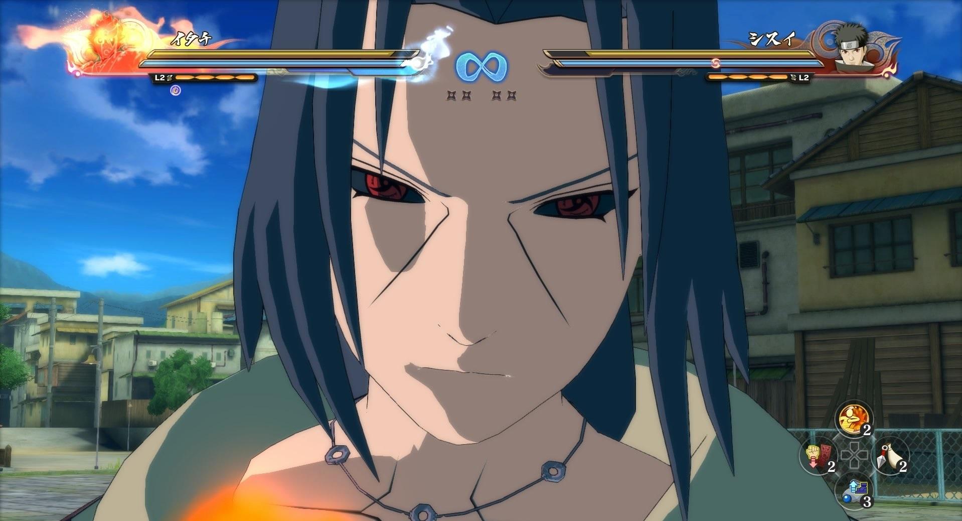 Naruto-Storm-4-2 Naruto Storm 4:Mükemmel Susanoo Shisui ve Itachi Ekran Görüntüleri