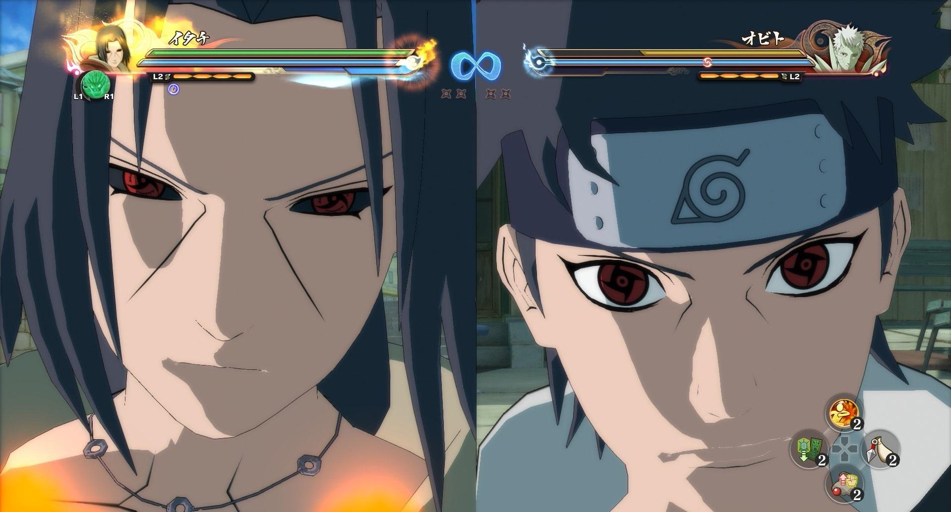 Naruto-Storm-4-3 Naruto Storm 4:Mükemmel Susanoo Shisui ve Itachi Ekran Görüntüleri