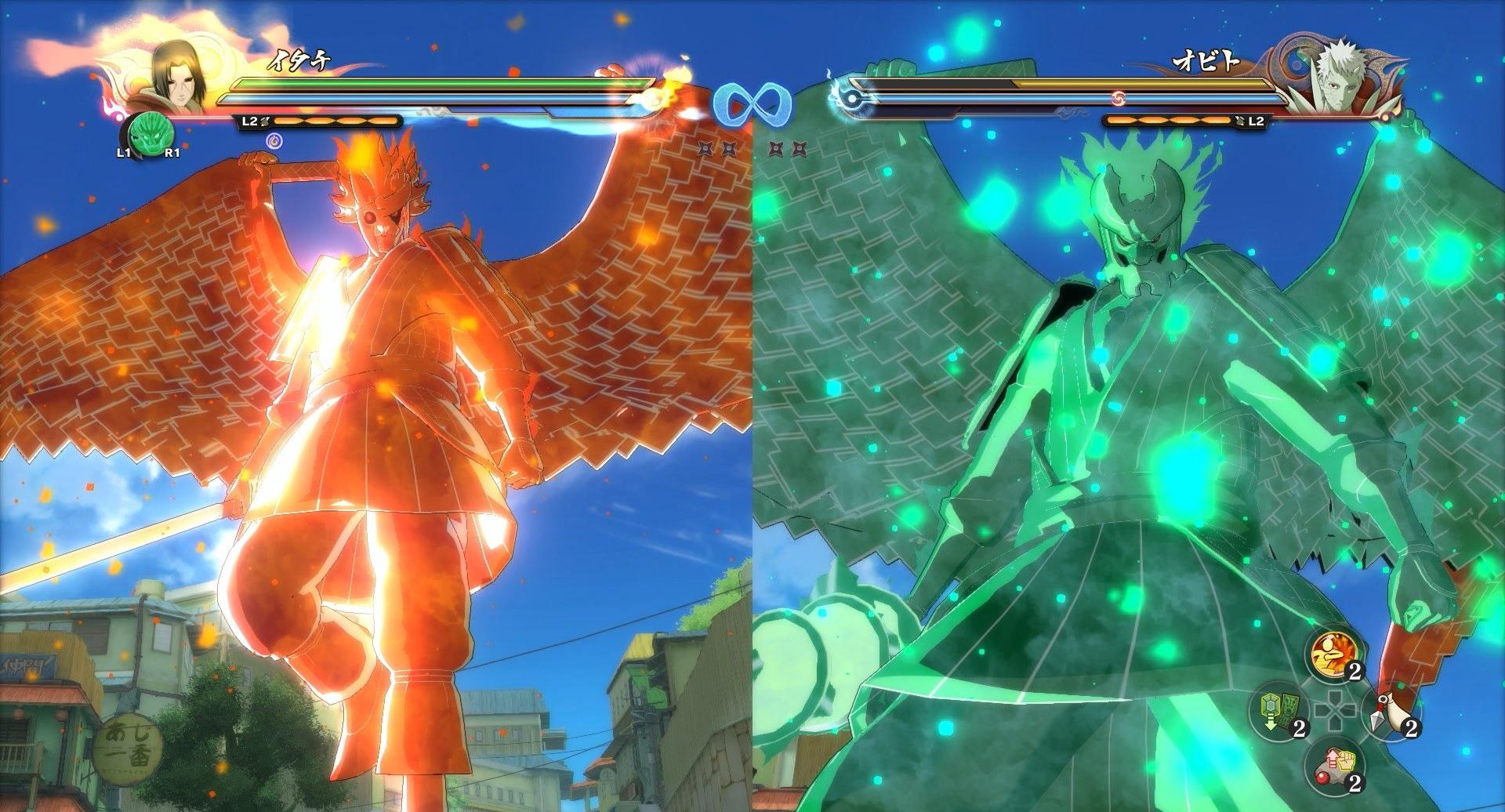 Naruto-Storm-4-4 Naruto Storm 4:Mükemmel Susanoo Shisui ve Itachi Ekran Görüntüleri