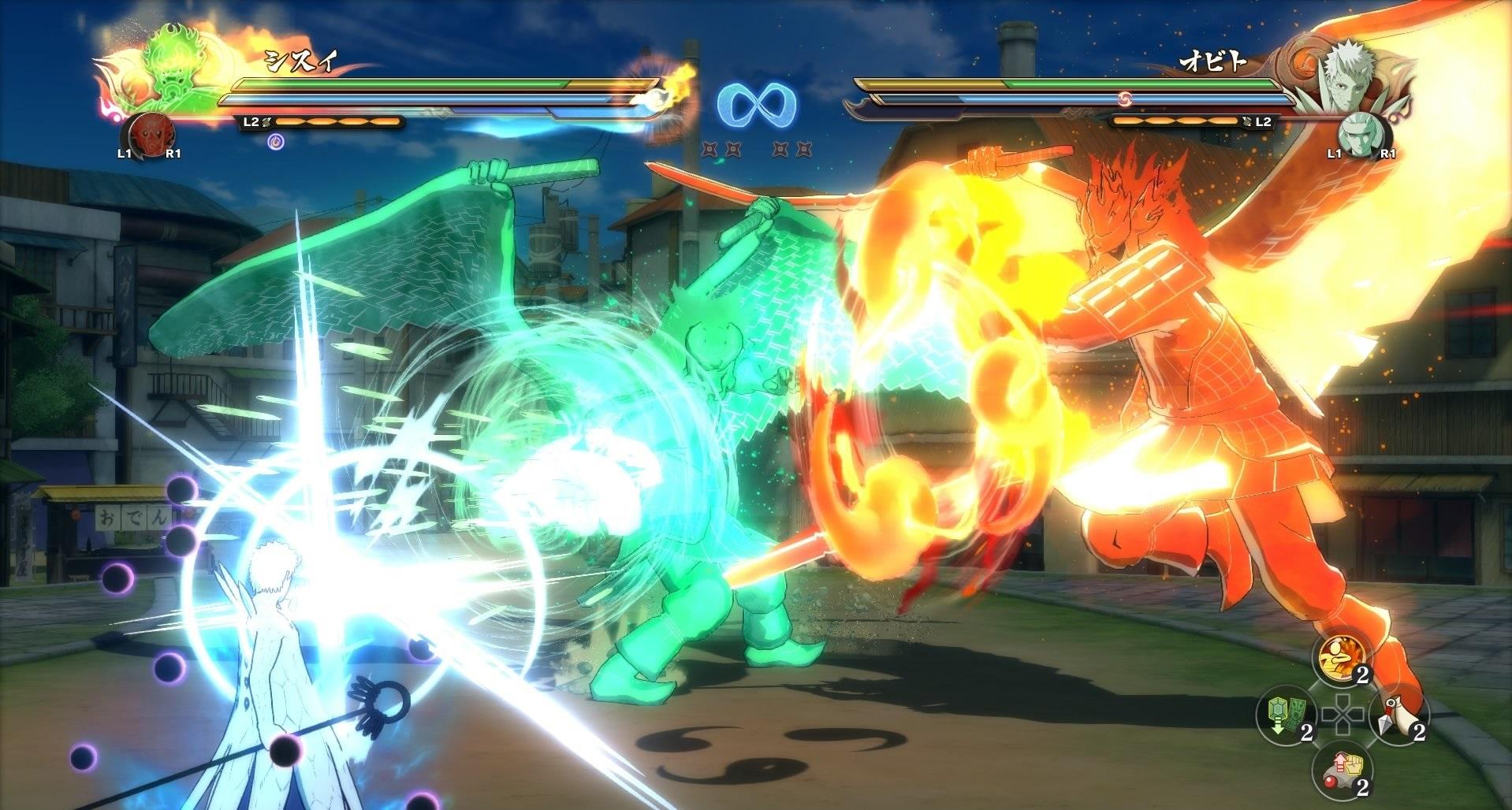 Naruto-Storm-4-5 Naruto Storm 4:Mükemmel Susanoo Shisui ve Itachi Ekran Görüntüleri