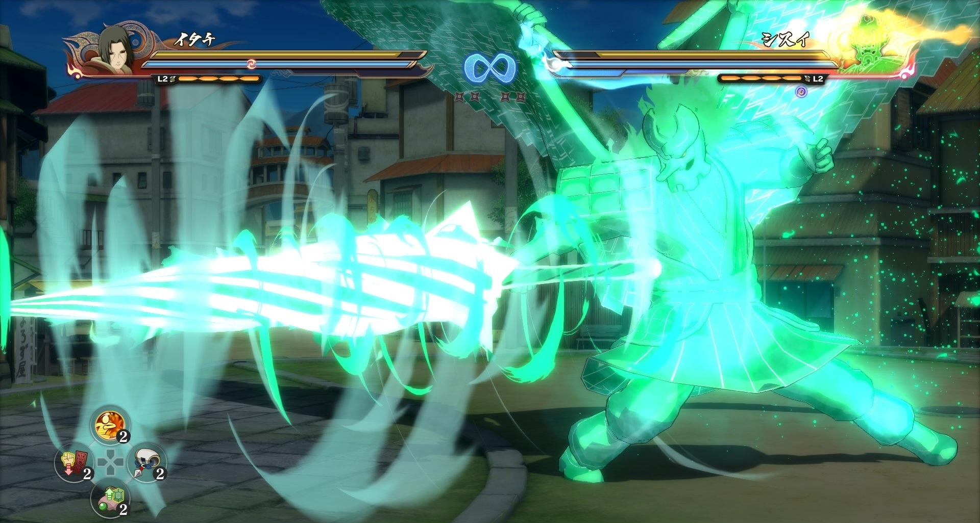 Naruto-Storm-4-6 Naruto Storm 4:Mükemmel Susanoo Shisui ve Itachi Ekran Görüntüleri