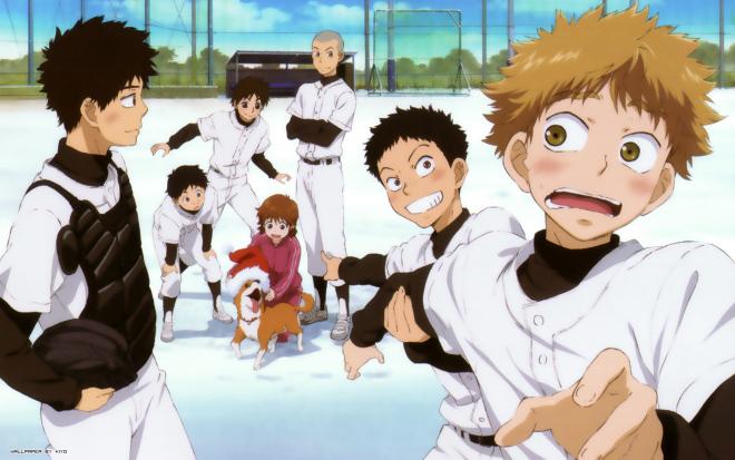Ookiku-Furikabutte-Big-Windup- Devam Etmesi İstenen Animeler