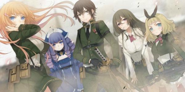 Taimadou-Gakuen-35-Shiken-Shoutai Ekim 2015'de Çıkan Animeler