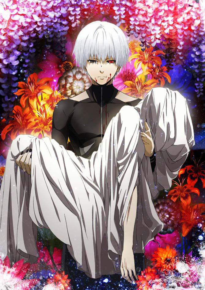 tokyo-ghoul-2 Funimation en Gen Fukunaga: 2016 Tokyo Ghoul 3. Sezon Set