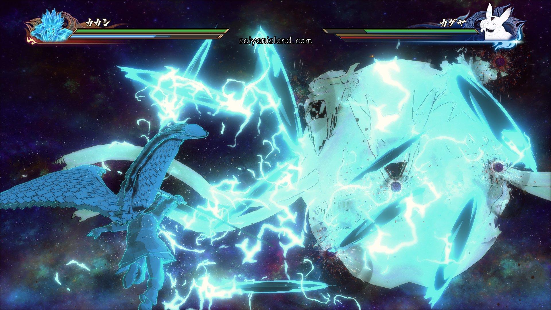 Naruto-Storm-4-1 Naruto Storm 4: Yeni Kuyruklu Canavar Kaguya Ekran Görüntüleri