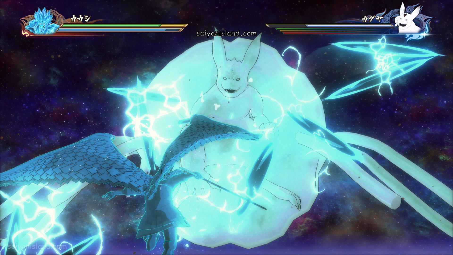 Naruto-Storm-4-3 Naruto Storm 4: Yeni Kuyruklu Canavar Kaguya Ekran Görüntüleri