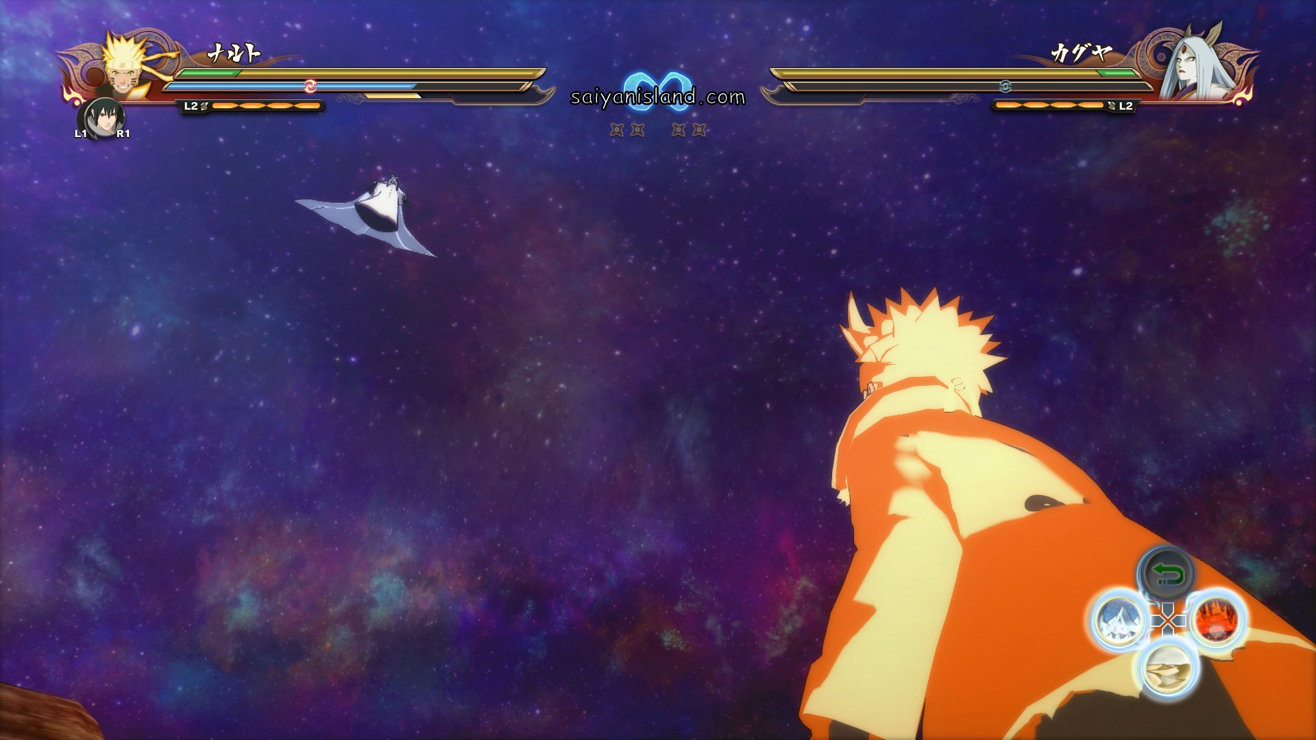 Naruto-Storm-4-8 Naruto Storm 4: Yeni Kuyruklu Canavar Kaguya Ekran Görüntüleri