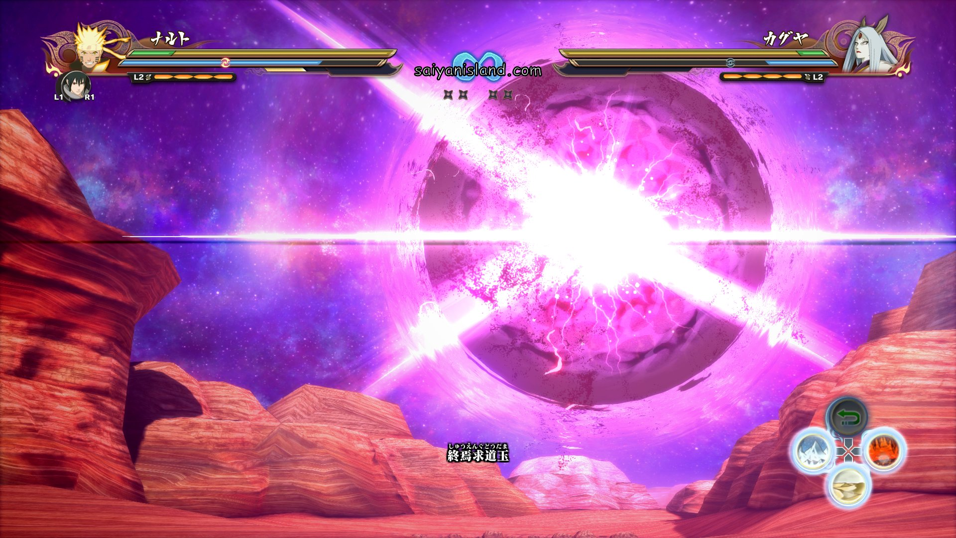 Naruto-Storm-4-9 Naruto Storm 4: Yeni Kuyruklu Canavar Kaguya Ekran Görüntüleri