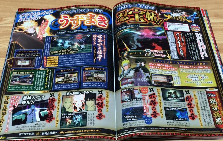 Naruto-Storm-4-online Naruto Storm 4: Yeni Kostüm Modu