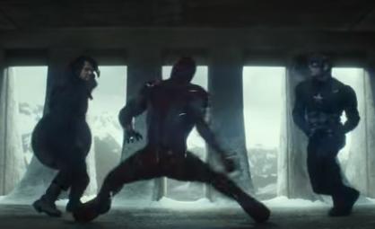 captan-america Captain America: Civil War'dan ilk fragman geldi
