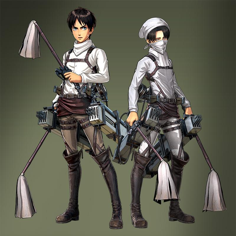 attack-on-titan-3 Daha fazla bilgi | Anime ve Manga haberleri | Oyun ve Teknoloji