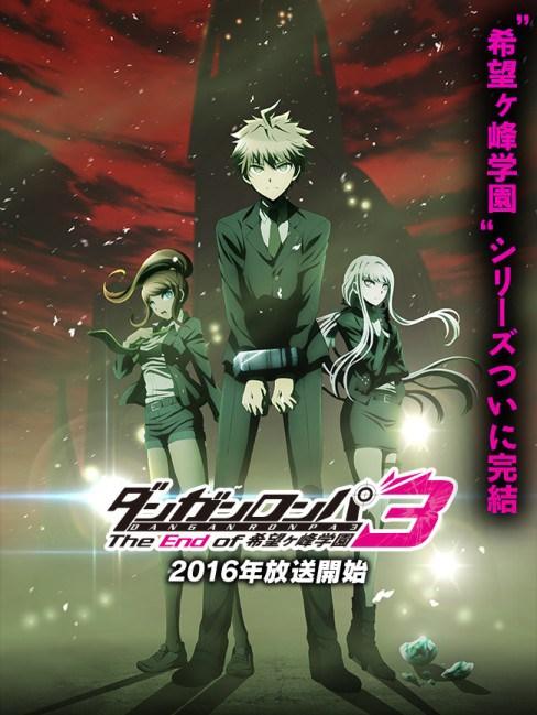 danganronpa-3 Danganronpa 3 animesi geliyor