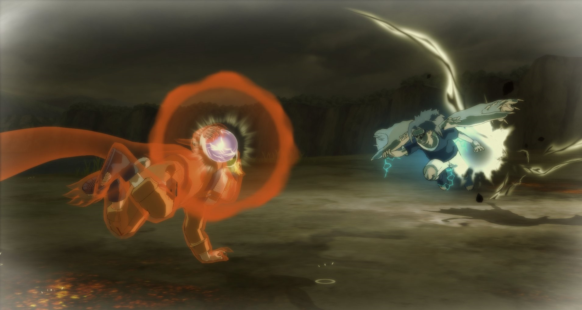 Naruto-Storm-4-4 Naruto Storm 4'den yeni ekran görüntüleri