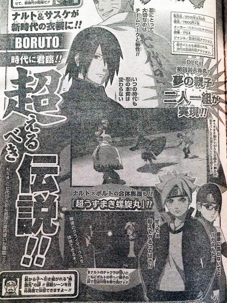 Naruto-Storm-4-tarama-dlc Naruto Storm 4: Hokage Naruto ve Sasuke Büyümüş halleri DLC