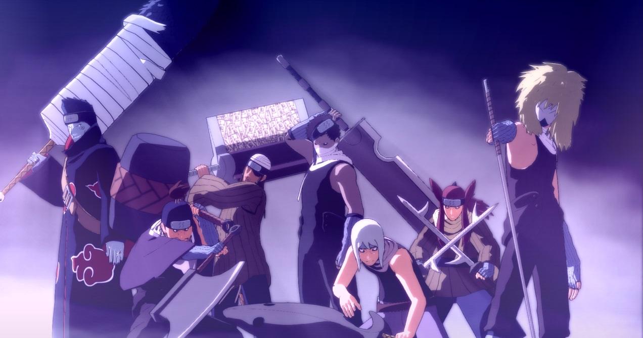 Naruto-Storm-4-u-7 Ultimate Naruto Storm 4: Yeni DLC Team Ultimate Jutsu