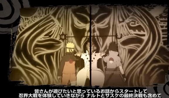 naruto-storm-4- Naruto Storm 4 Serbest Savaş ve Hikaye Modu