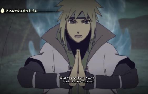 naruto-storm-4-minato Naruto Storm 4'den yeni Sarada ve Minato oynayış videoları