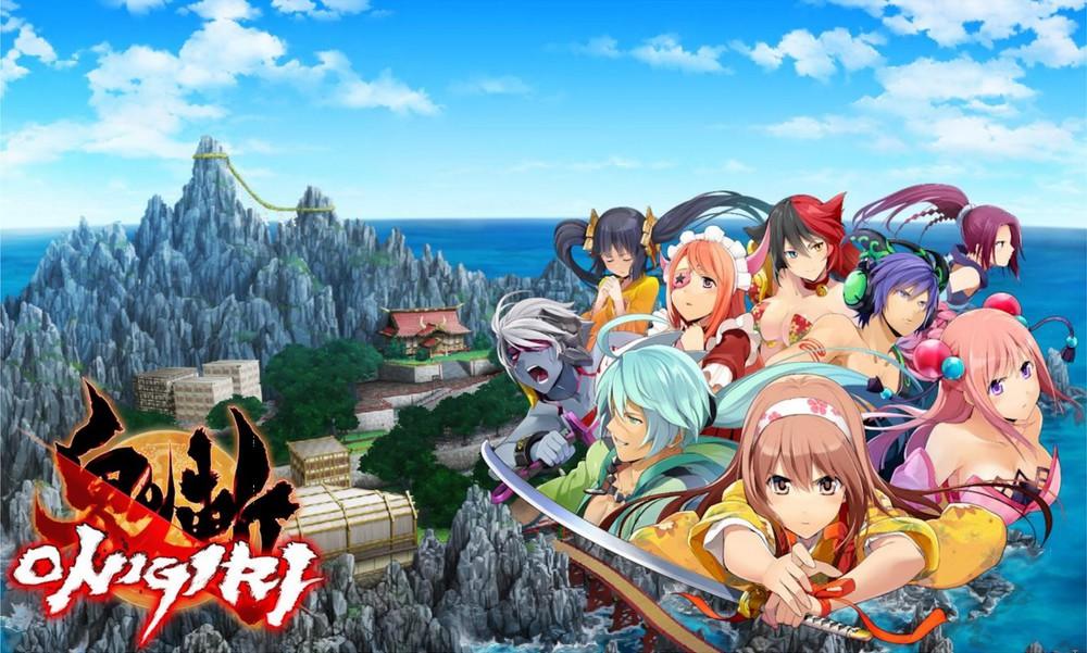 onigiri Onigiri Fantasy MMORPG oyunu animeye çevriliyor