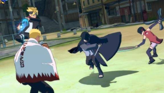 naruto Naruto Shippuden Ultimate Ninja Storm 4: DLC Paketi 2 İçeriği ve ekran görselleri