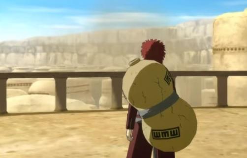 naruto-shippuden-gaara Naruto Ultimate Ninja Storm 4: DLC Paketi 2 Gaara hikaye modu