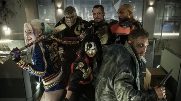 suicide-squada Suicide Squad'dan yeni TV reklamı yayımlandı