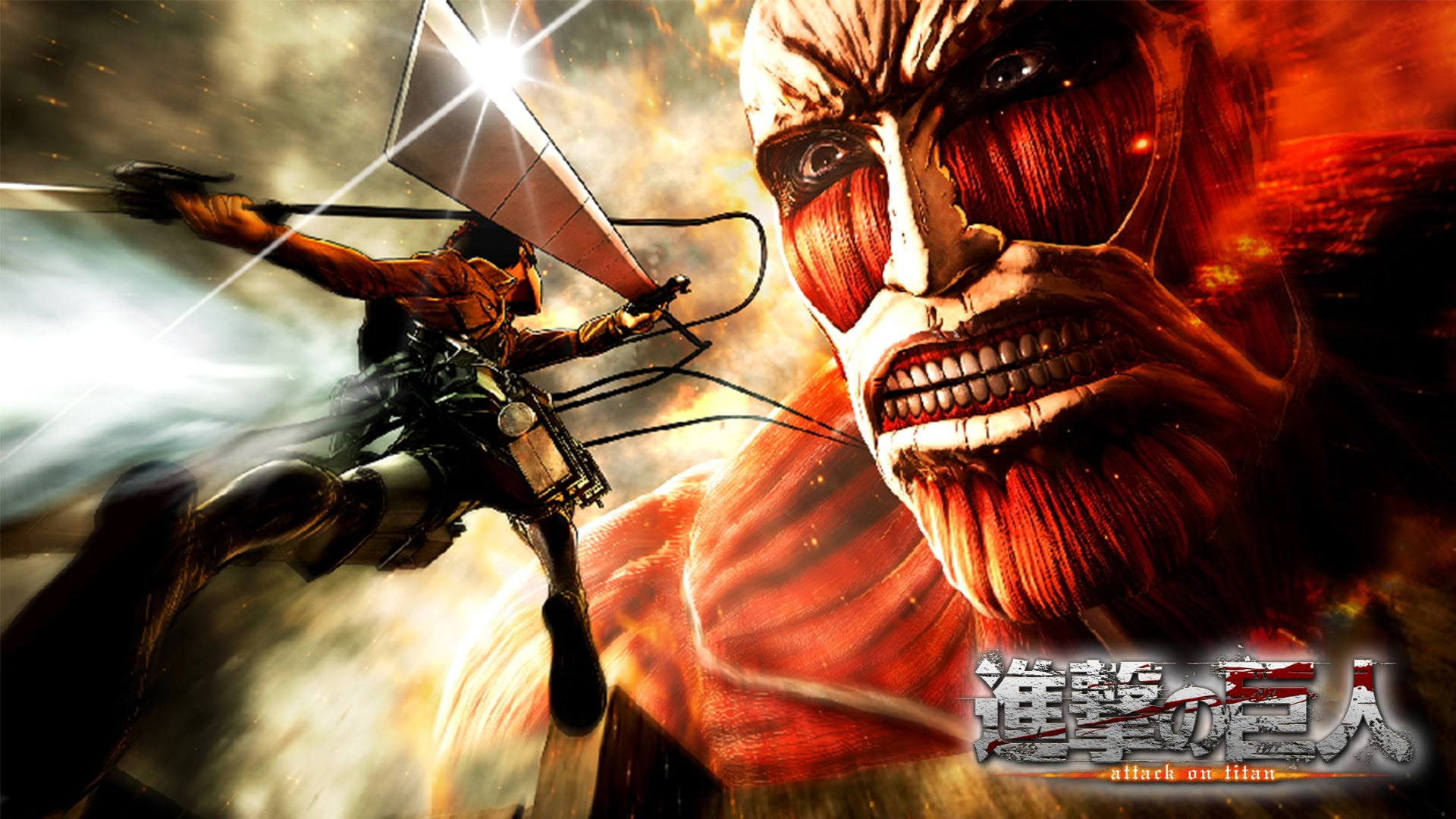 A.O.T: Wings of Freedom,attack on titan game,play attack on titan,attack on titan oyna, attack on titan treasure box,attack on titan steam,attack on titan satın al,attack on titan oyna,