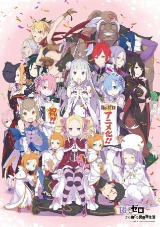 re-2l 4 Nisan 2016 Re:Zero kara Hajimeru Isekai Seikatsu