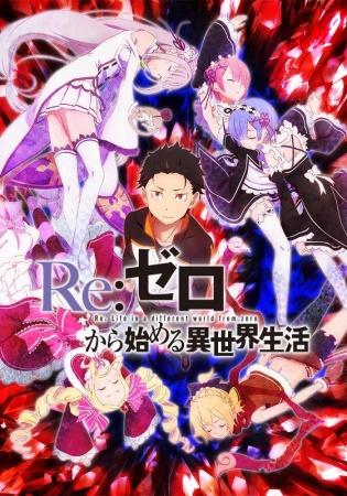 re-4 4 Nisan 2016 Re:Zero kara Hajimeru Isekai Seikatsu
