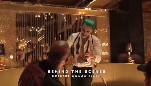 suicide-squad-joker Suicide Squad'ın yeni Joker'in den video geldi