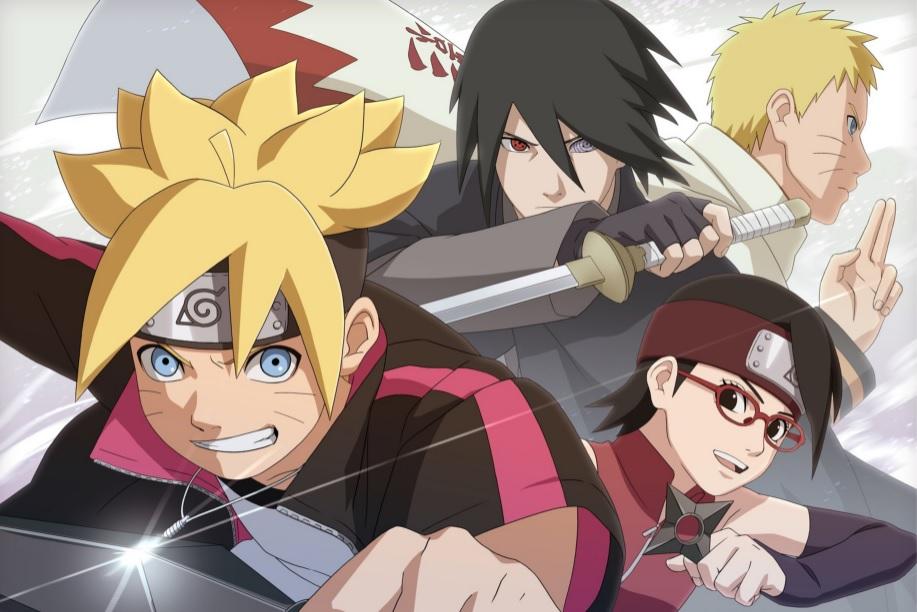 boruto-road Naruto Storm 4: Road to Boruto Amerika ve Avrupa'ya geliyor