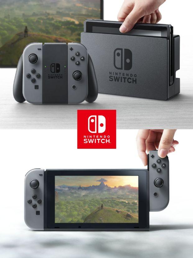 nintendo-switch-2 Nintendo Switch hakkında bilgi için 2017'yi bekleyeceğiz