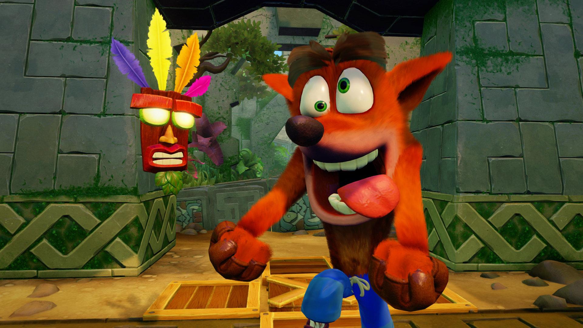crash-bandicoot-2 Crash Bandicoot: N. Sane Trilogy'nin çıkış tarihi duyuruldu