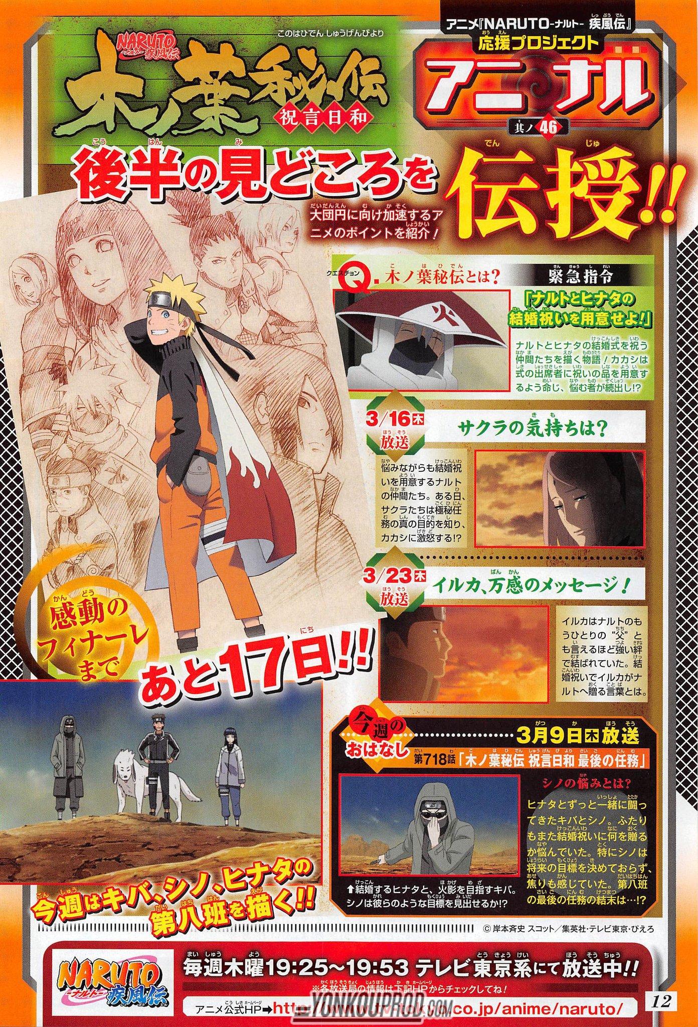 naruto-5 Naruto Shippuden 500. Bölümde Bitiyor mu?