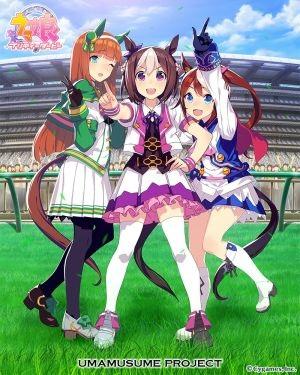 Uma-Musume-2 2 Nisan 2018 Uma Musume: Pretty Derby (TV)