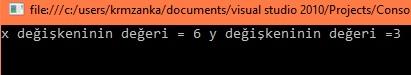 cikis-islemleri-11 C# Console Çıkış İşlemleri